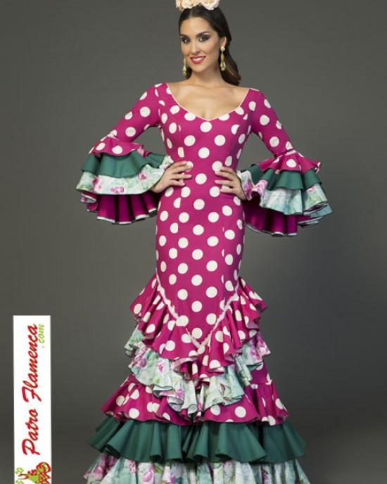 Madrugá Traje Flamenca