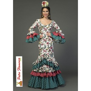 Saeta Traje Flamenca