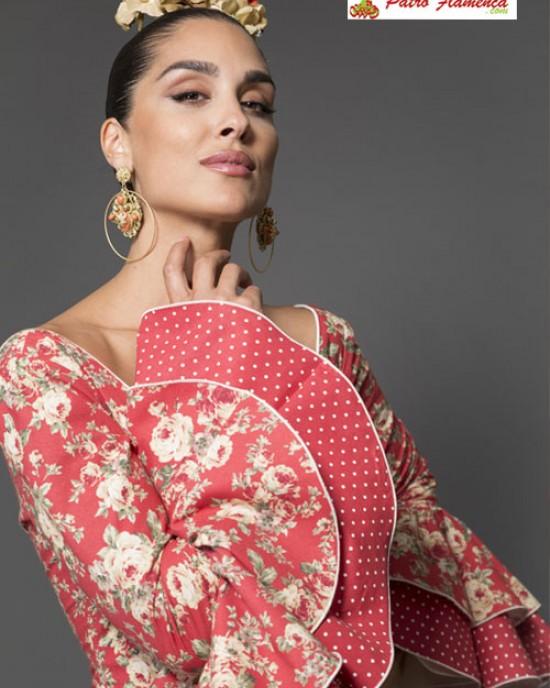 Solera combinado Traje Flamenca