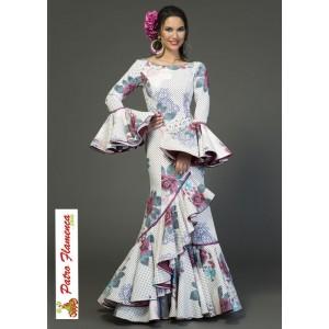 Vejer Traje Flamenca Estampado