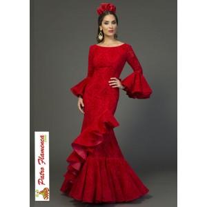 Vejer Traje Flamenca