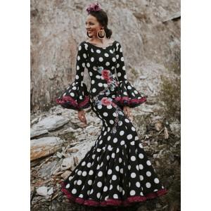 Albahaca Traje Flamenca