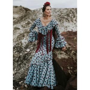 Alcocer Traje Flamenca