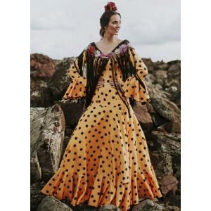 Amaya Traje Flamenca