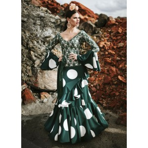 Marife Traje Flamenca