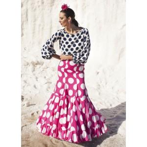 Vicki Traje Flamenca