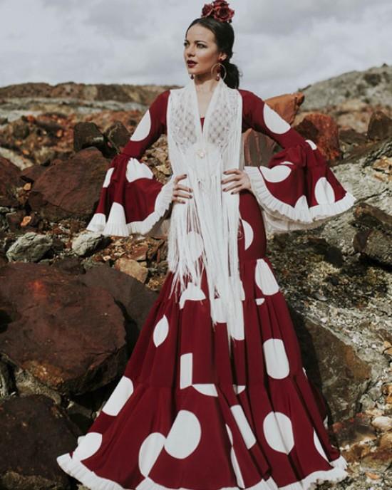 Zafra Traje Flamenca
