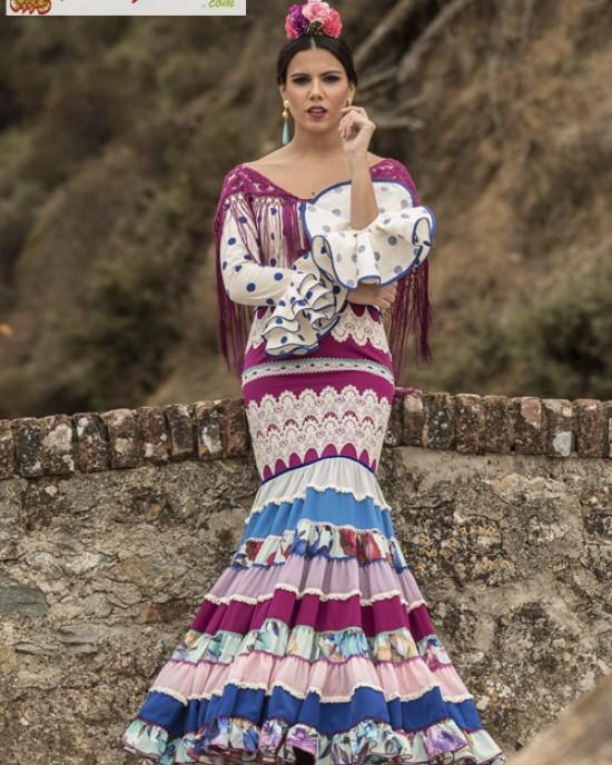 Azahar Traje Flamenca
