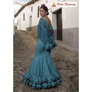 Cayetana Traje Flamenca