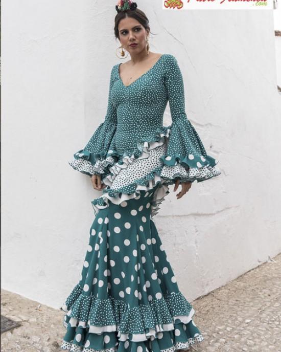 Hinojos Traje Flamenca