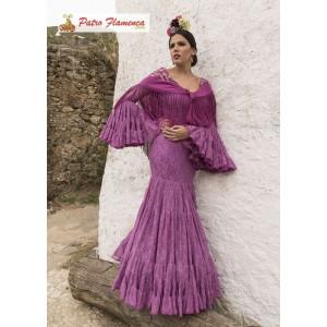 Maestranza Traje Flamenca