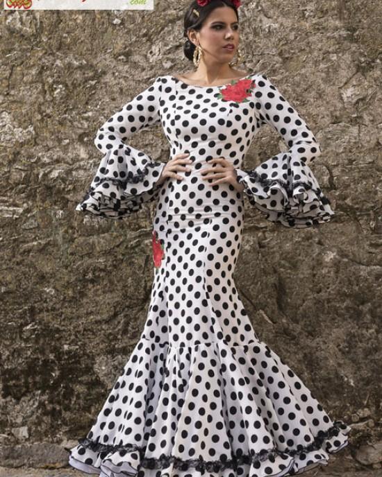 Triana Traje Flamenca