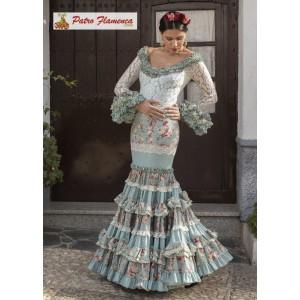 Villanueva Traje Flamenca