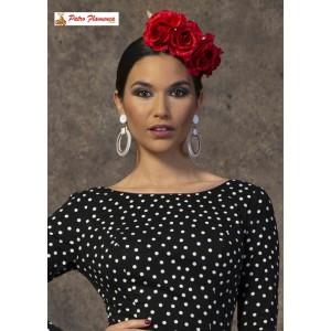 Traje Álbero Flamenca