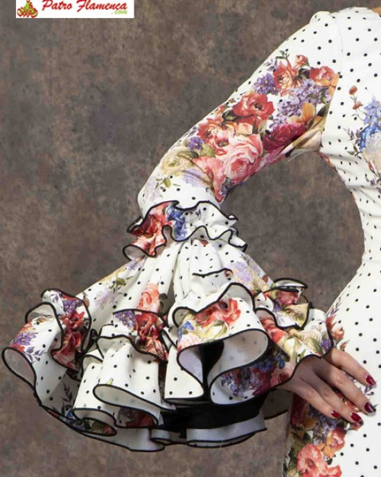 Traje Ilusiones  Flamenca