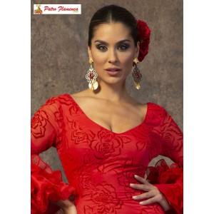 Traje Primavera Especial Flamenca