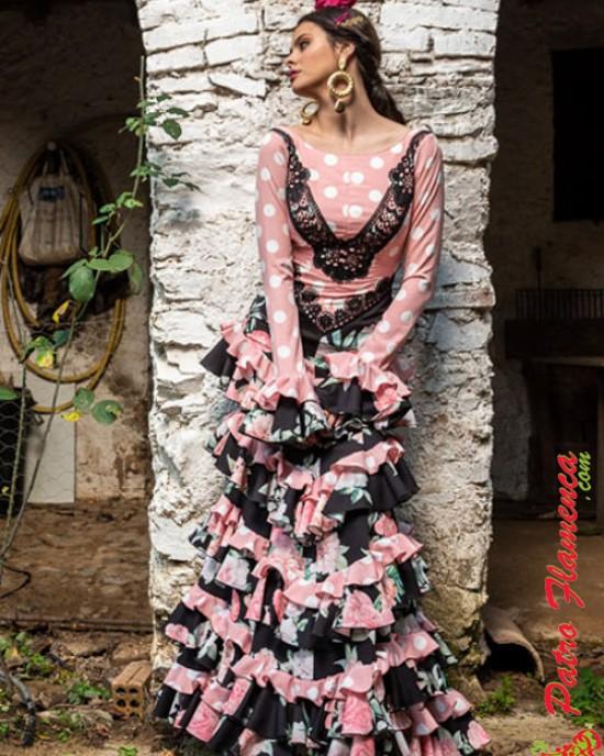 Traje Almonte MM Flamenca