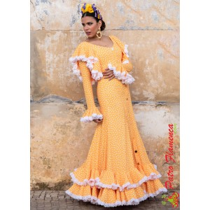 Traje Andevalo MM Flamenca