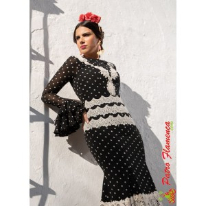 Traje Andujar MM Flamenca