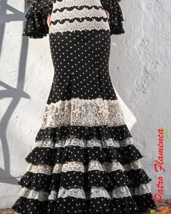 Traje Andujar MM Flamenca