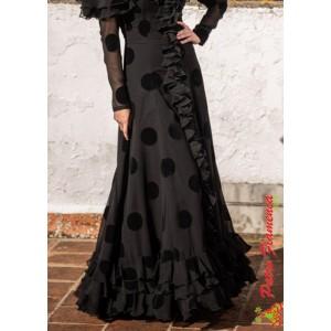 Traje Azabache MM Flamenca