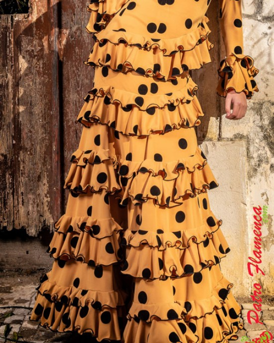 Traje Baeza MM Flamenca