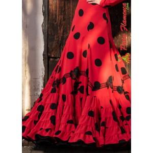 Traje Cabezudo MM Flamenca
