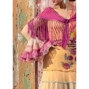 Traje Cinta MM Flamenca