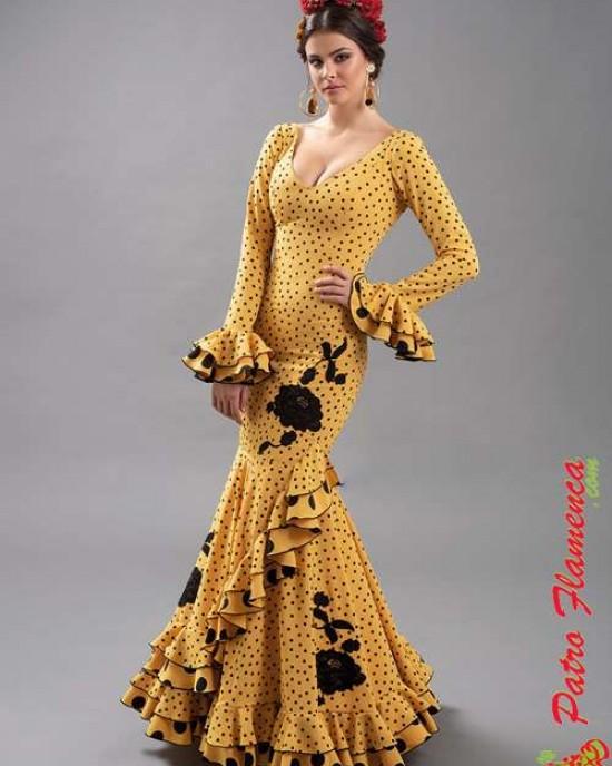 Traje Lebrija Flamenca