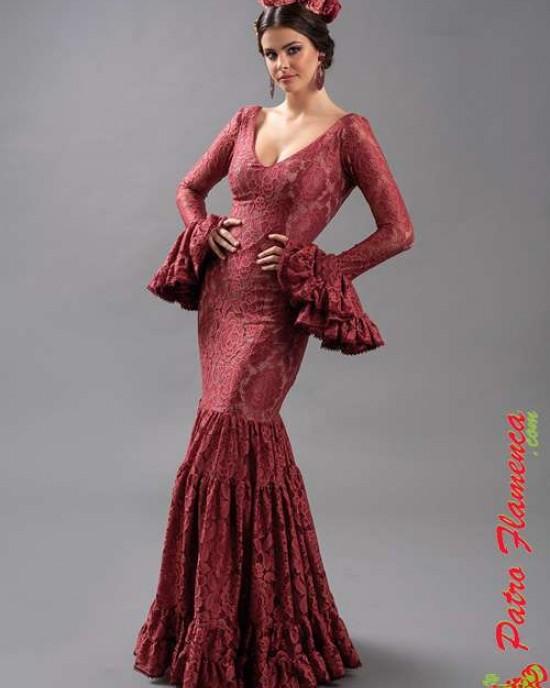 Traje Tomares Flamenca