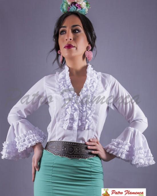 Camisa Flamenca Sevilla