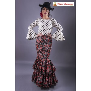 Falda Eugenia Flamenca