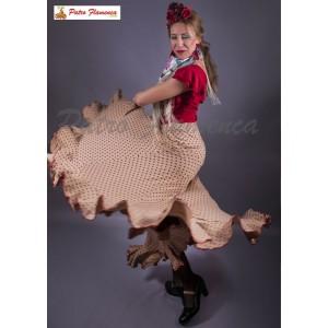 Falda Baile Tablao